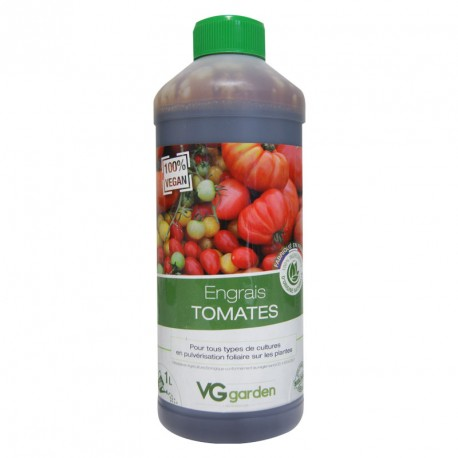 Engrais Bio Pour Tomates 1l Vg Garden 100 Bio 100 Vegan Uab