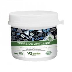 Terre de Diatomée - 1kg - VG Garden
