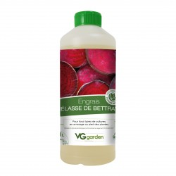 Additif Mélasse de betterave en 1L - VG Garden