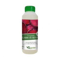 VG GARDEN MÉLASSE DE BETTERAVE 500ML