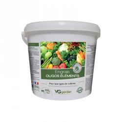 Engrais Oligo-Eléments - 500g - VG Garden