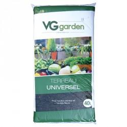 VG GARDEN - TERREAU UNIVERSEL-  40L