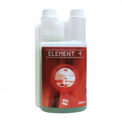 VAALSERBERG ELEMENT 4 500ML Nouvelle formule